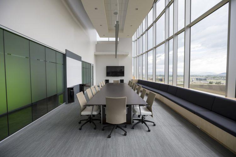 image of art deco meeting room