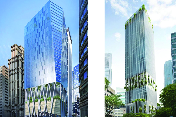 Image of Afro-Asia i-Mark and Golden Shoe Car Park | Singapore's Upcoming Office Stock Article