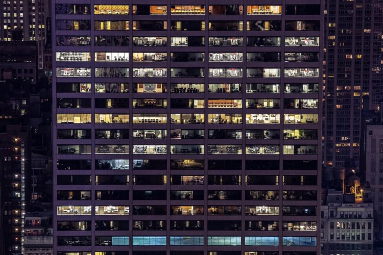 Image of a single office building | Types of commercial property article