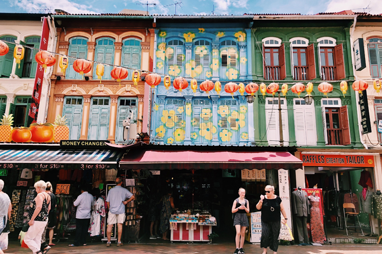 Image of retail shops in Singapore | Leasing in Singapore article