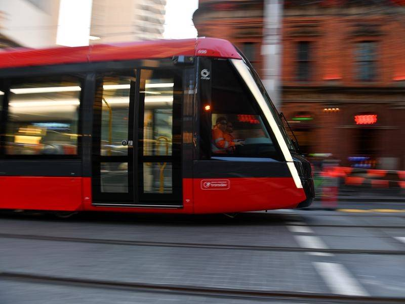 sydney light rail, sydney tram, sydney transport, sydney light rail impact