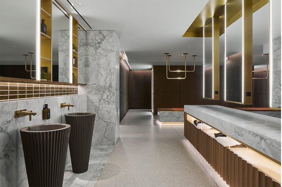 Office Building Design Trend Amenities
