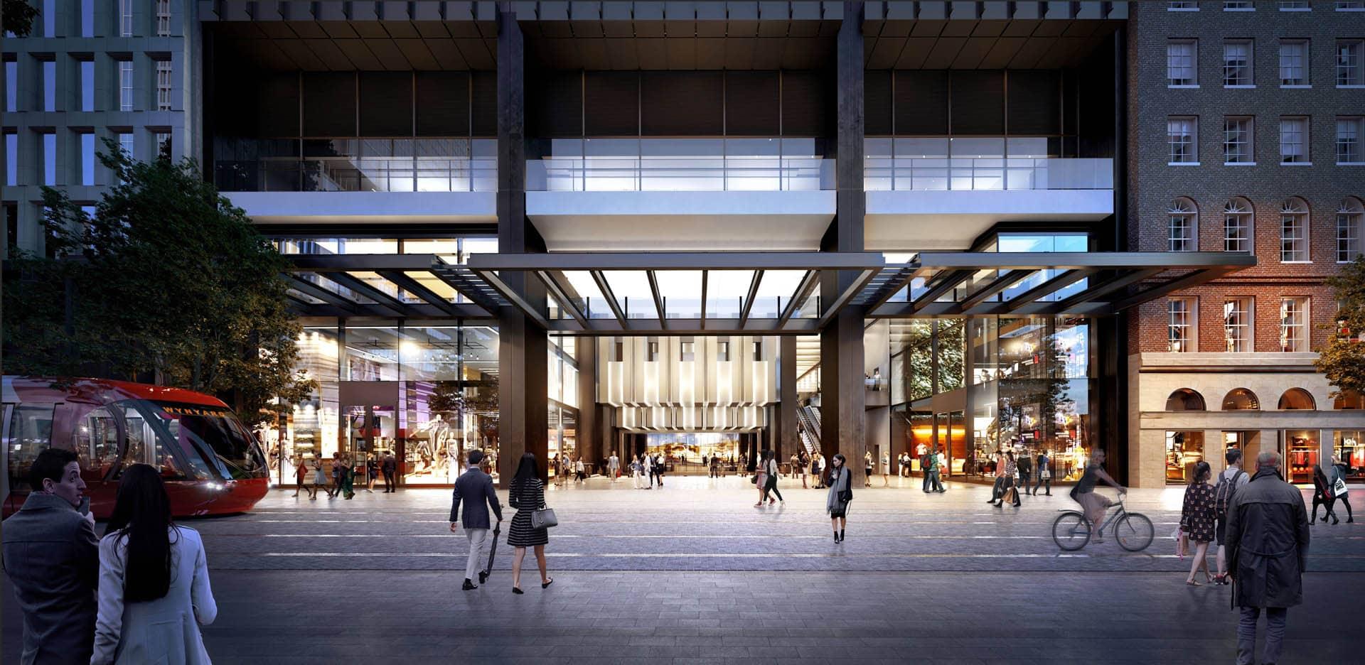 Wynyard Place - New Sydney Stock