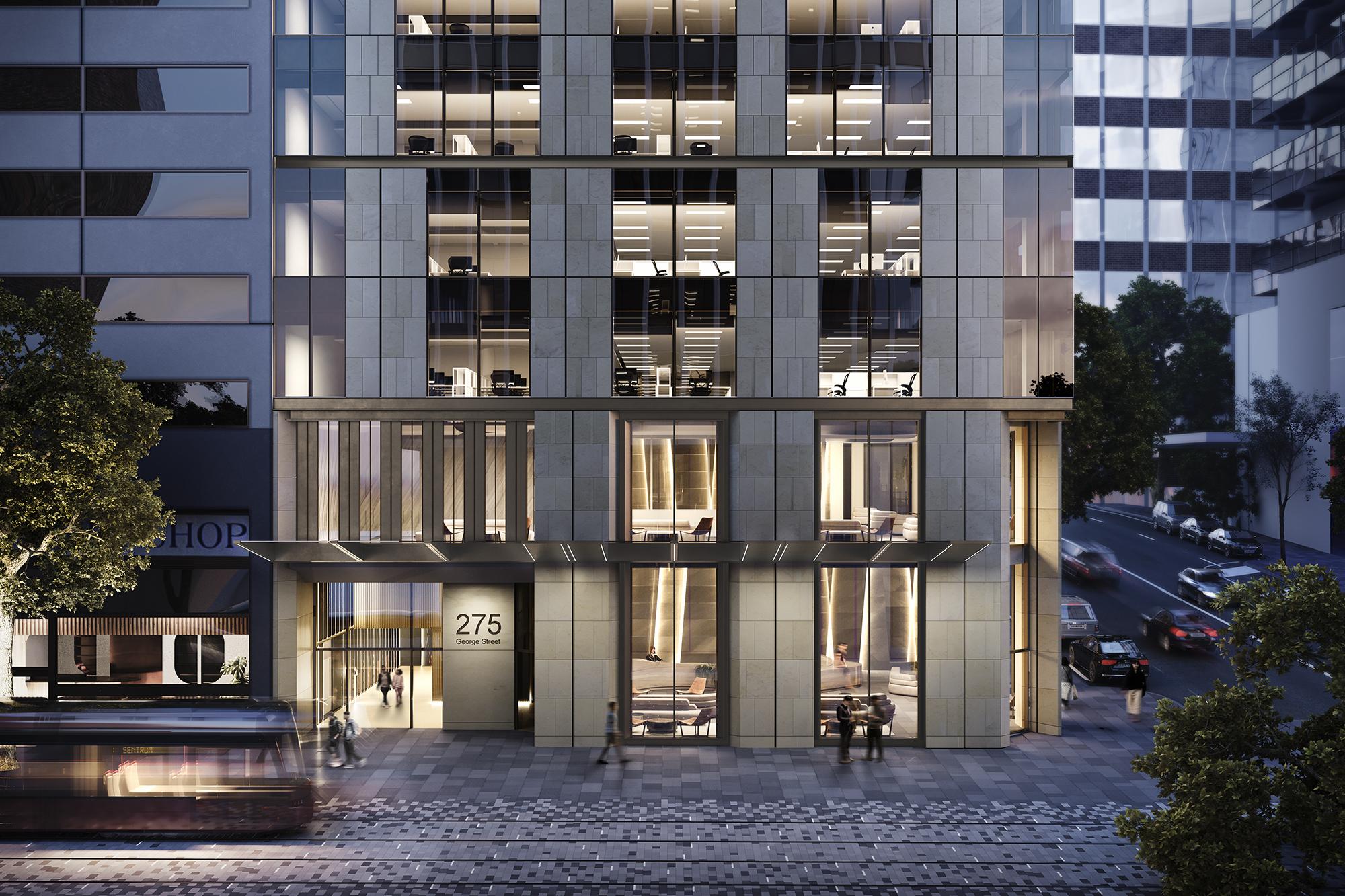 275 George Street - New Sydney Stock