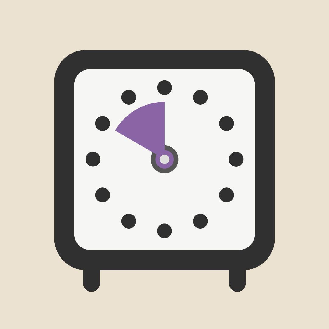 Timer to track time during workshops