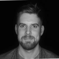 Profile picture of Ian Plunkett on black backdrop