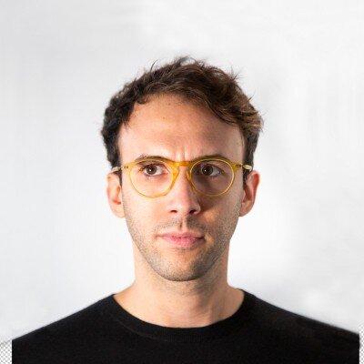 Profile picture of Elias Simos of Coinbase