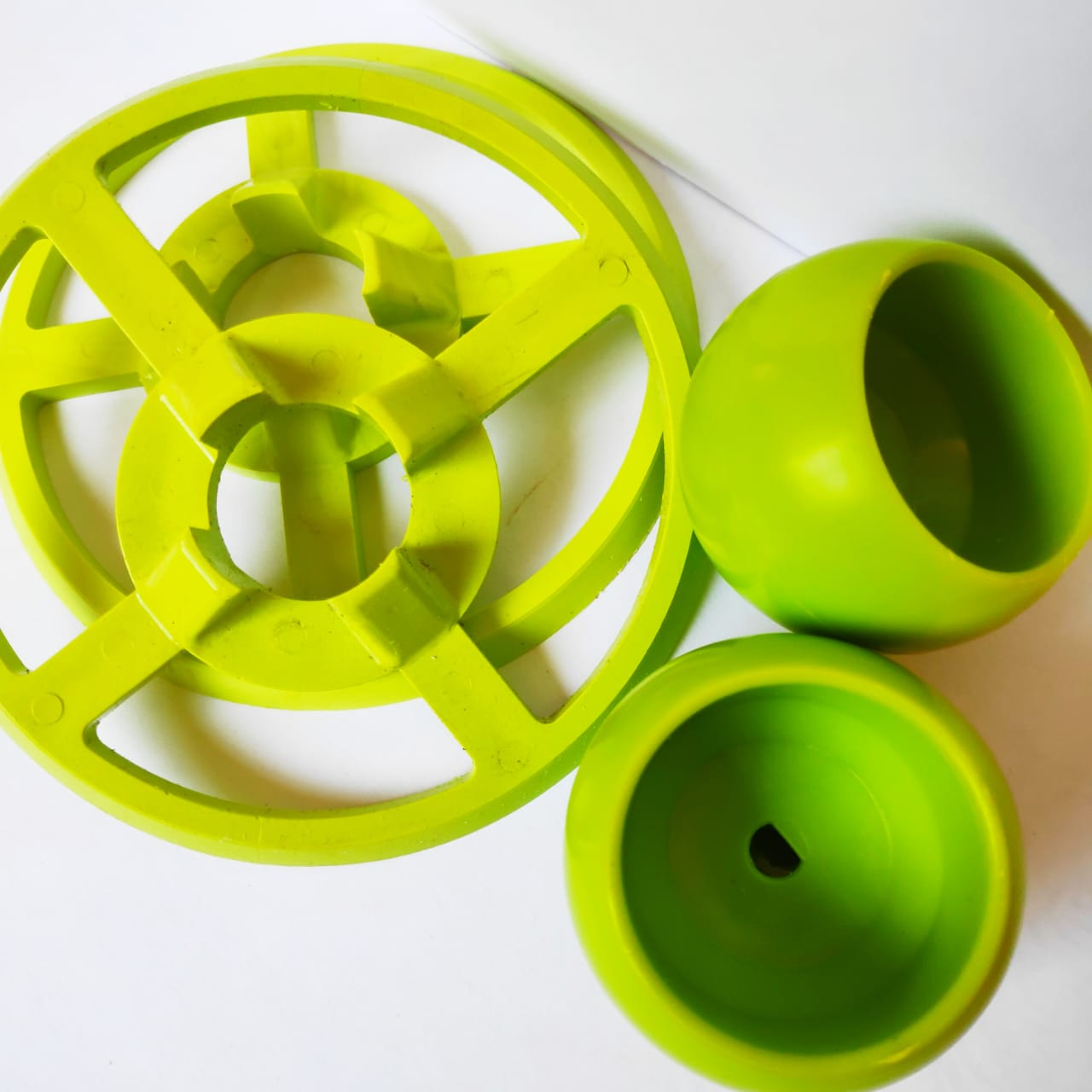 Injection Molded Plastic Parts