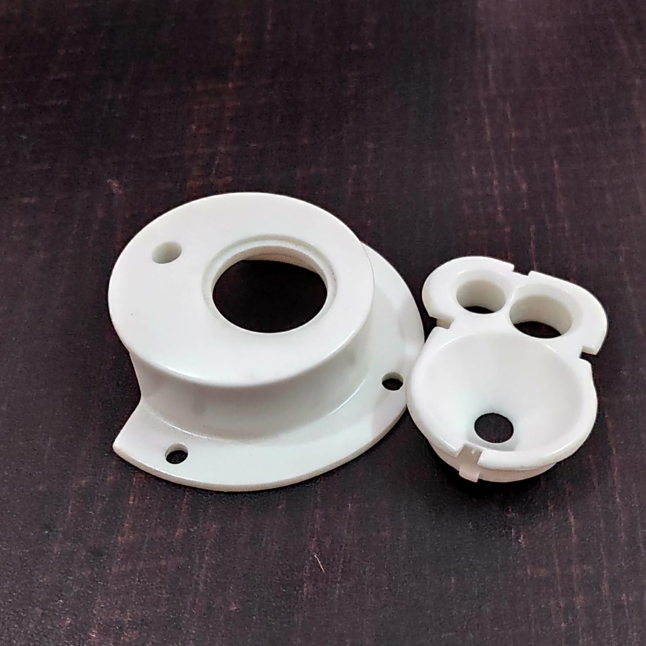 Vacuum Cast Plastic Part