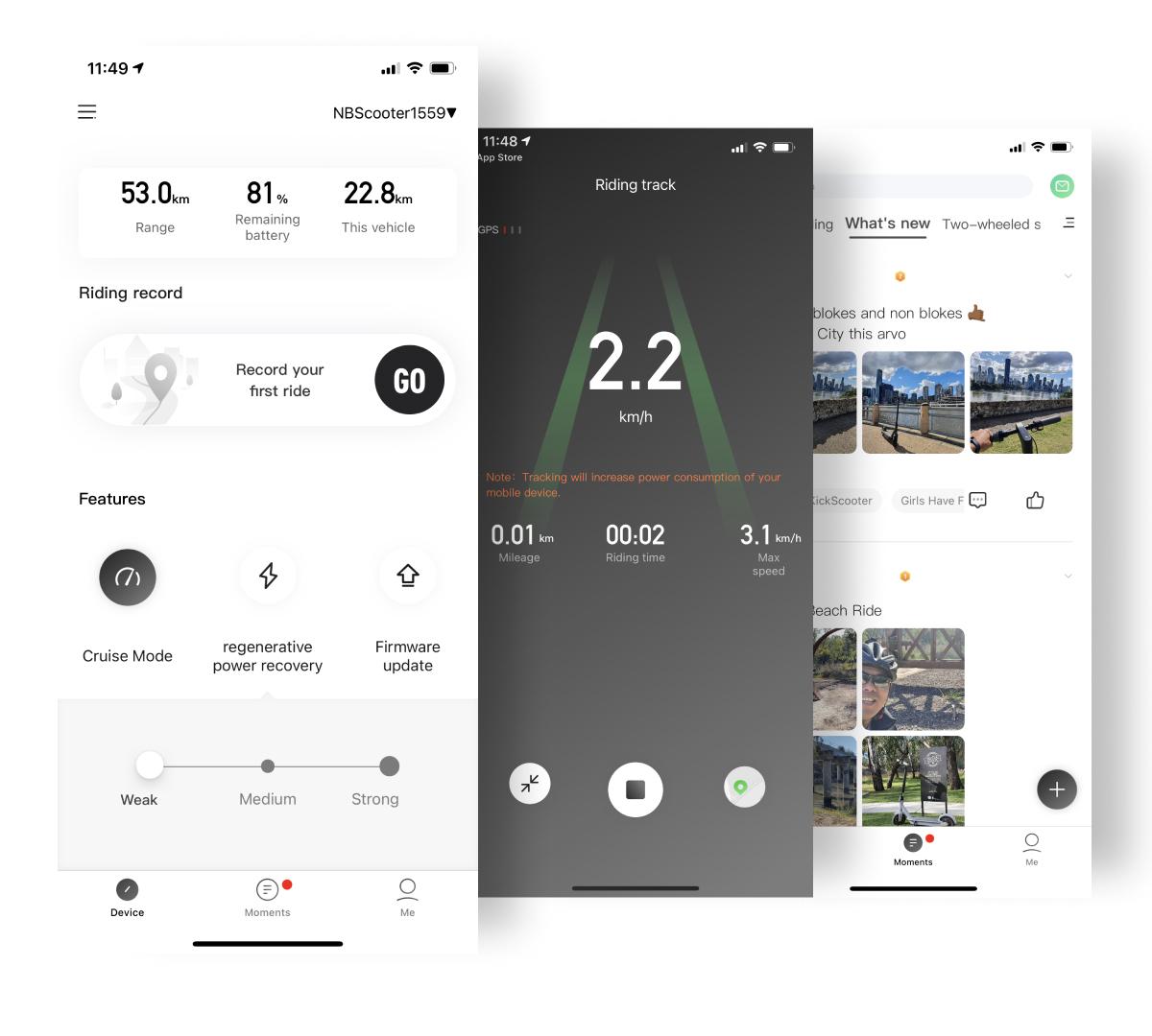 Ninebot Gokart Pro (e-GoKart) (รุ่นใหม่ล่าสุด 2022 Version New แรงกว่าเดิม)