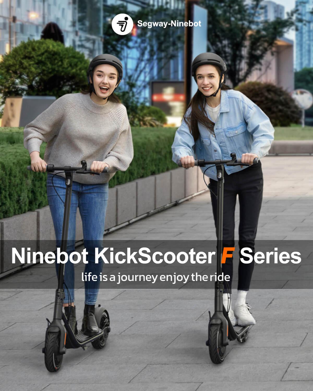 Ninebot KickScooter F Series