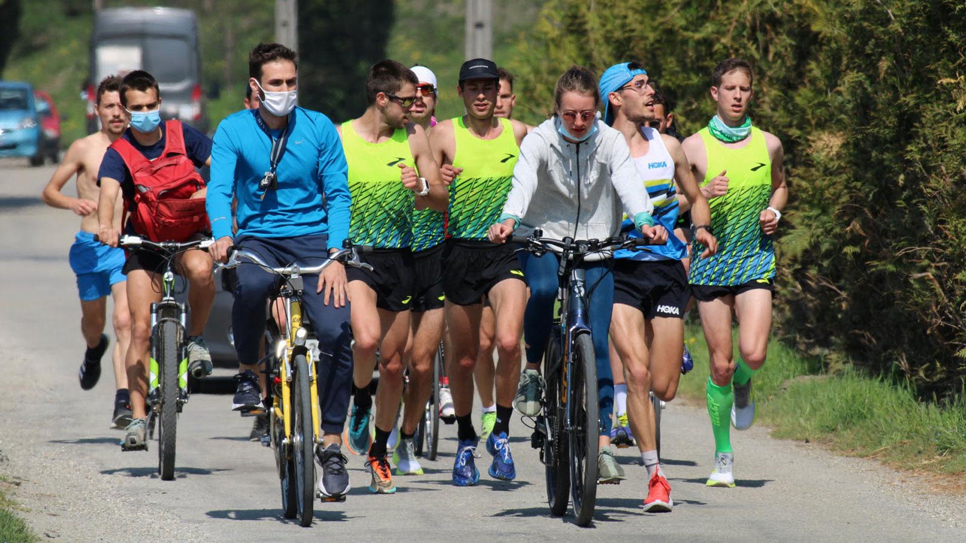Endless Project : courir à 16,25 km/h jusqu'à l'épuisement !