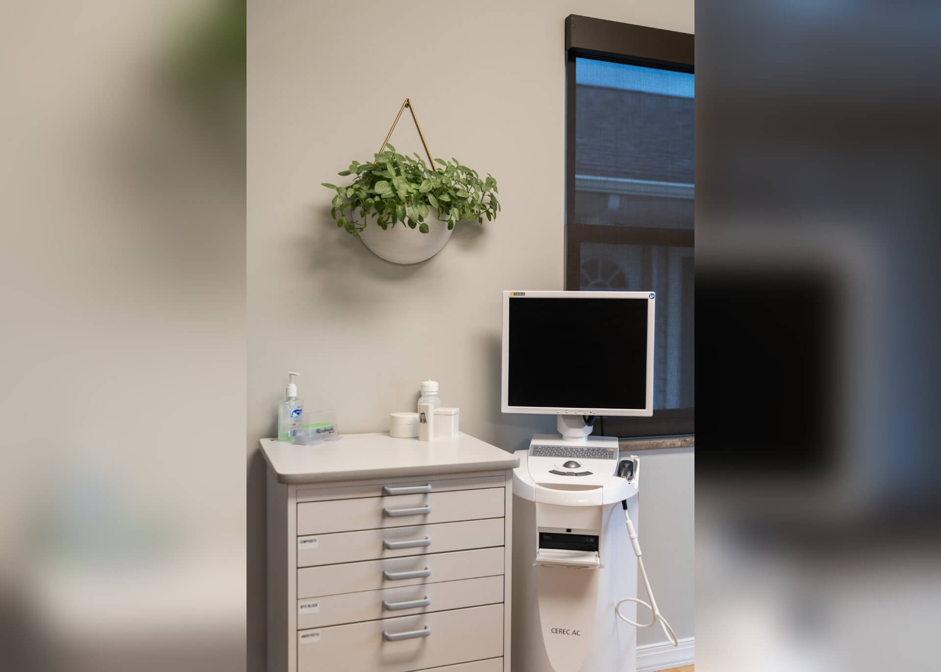 Our office is clean and welcoming to all patients