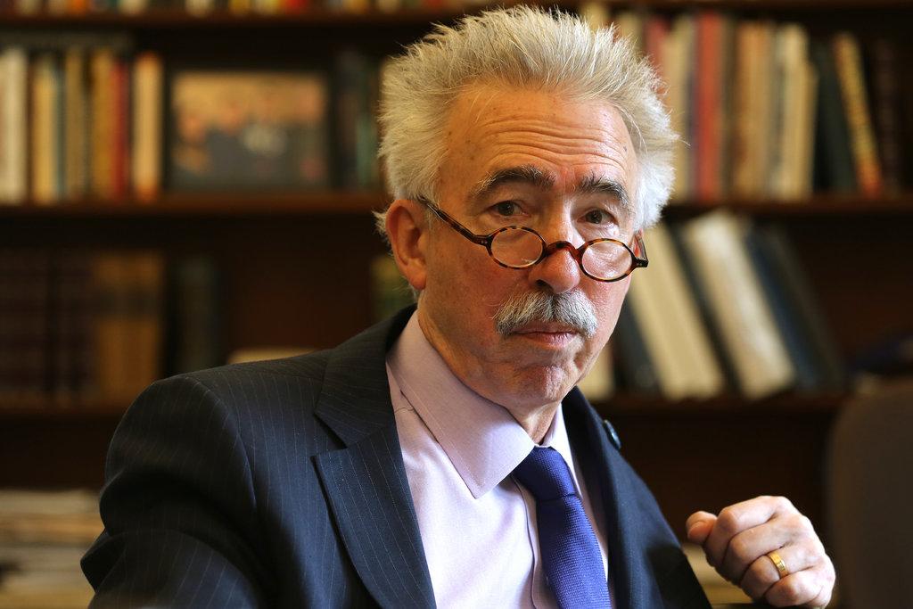Prof. Nicholas Dirks