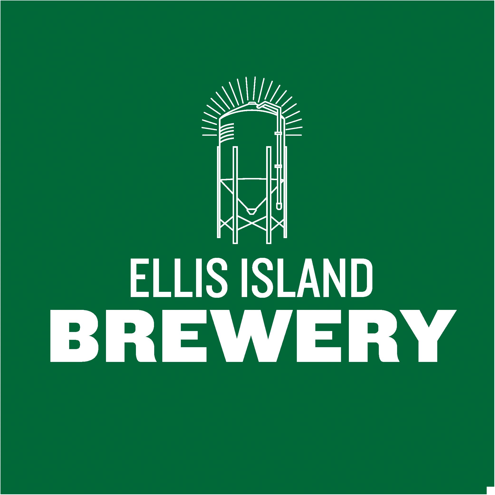 Ellis Island Brewery logo