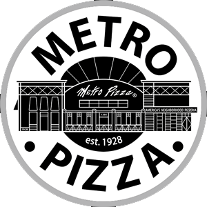 Metro Pizza logo