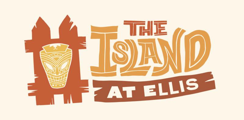 The Island at Ellis Pop Up Tiki Bar