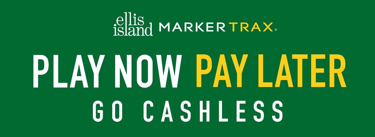 Ellis Island Marker Trax Offer July 2021