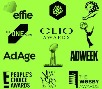 logos of award festivals