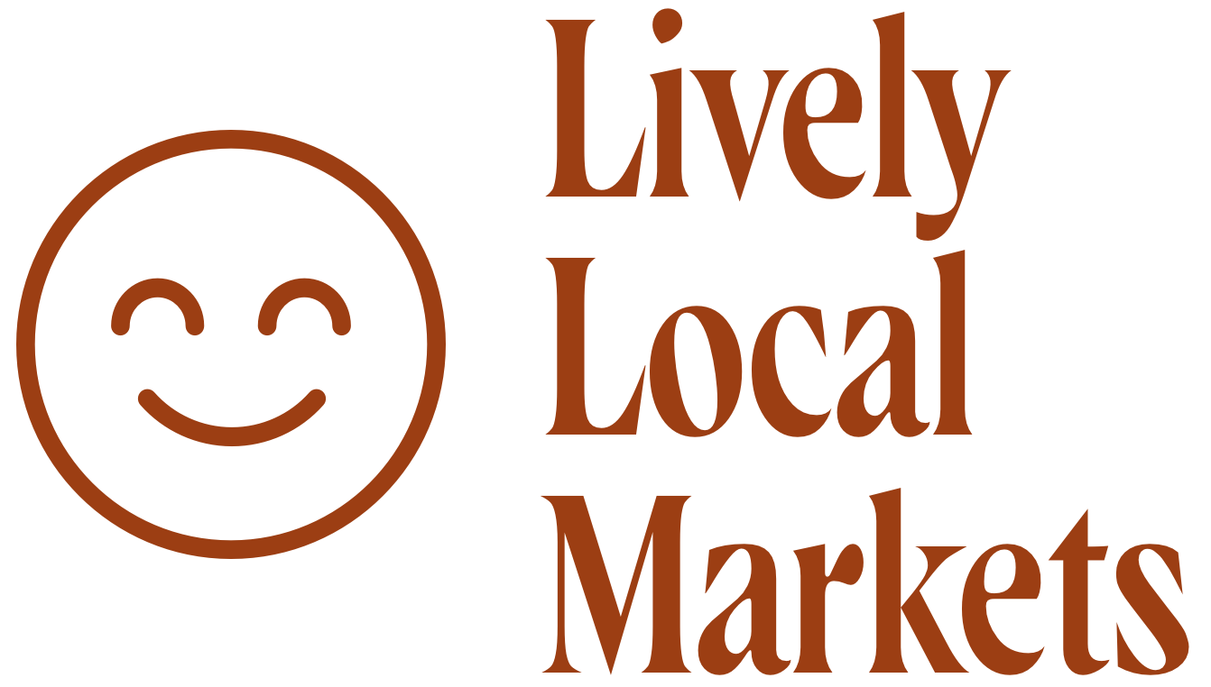 Lively Local Markets Logo