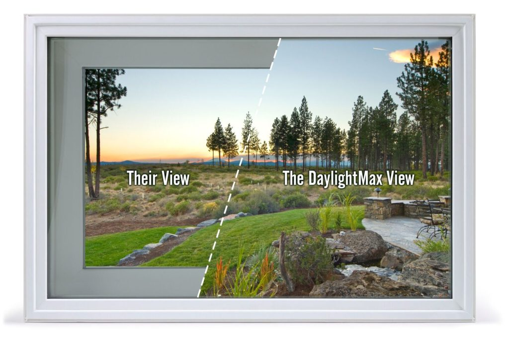 Daylight Max frame comparison