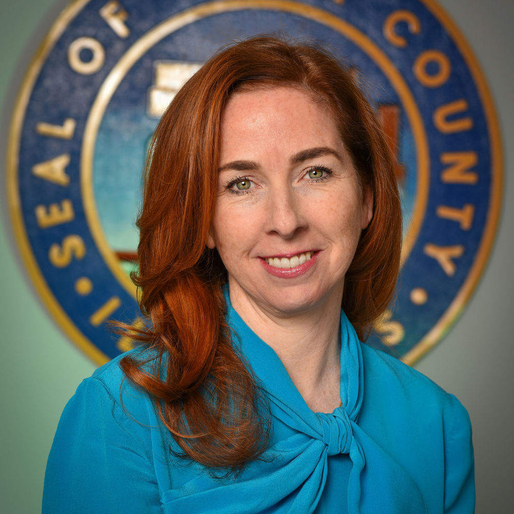 Image of Bridget Gainer, Cook County Commissioner - 10th District