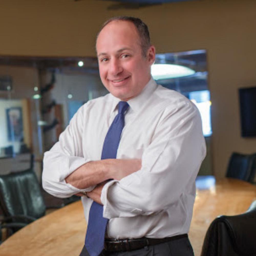 Image of Paul Rosenfeld, 47th Ward Committeeman