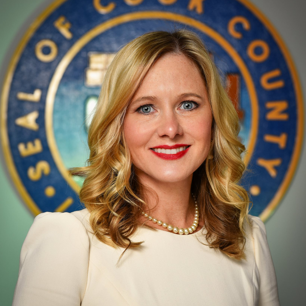 Image of Bridget Degnen, Cook County Commissioner - 12th District