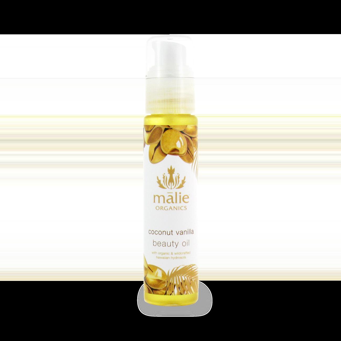 Coconut Vanilla Beauty Oil