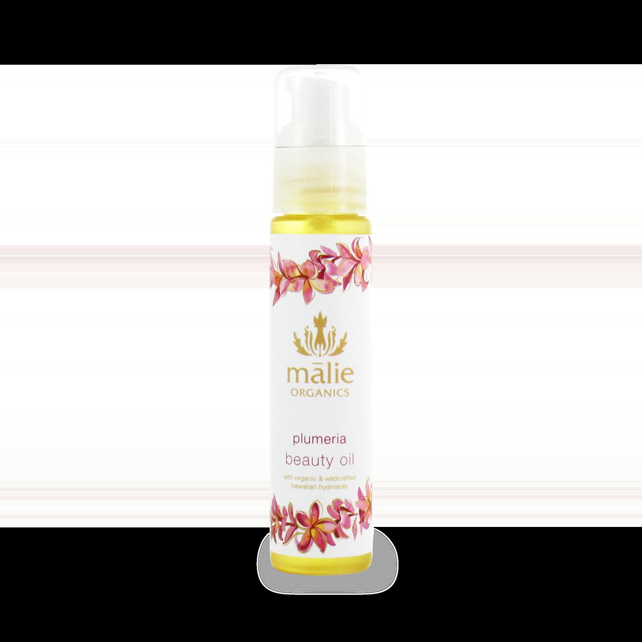 Plumeria Beauty Oil
