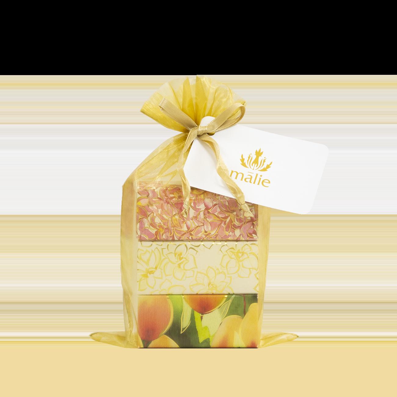 Luxe Cream Soap Gift Set A