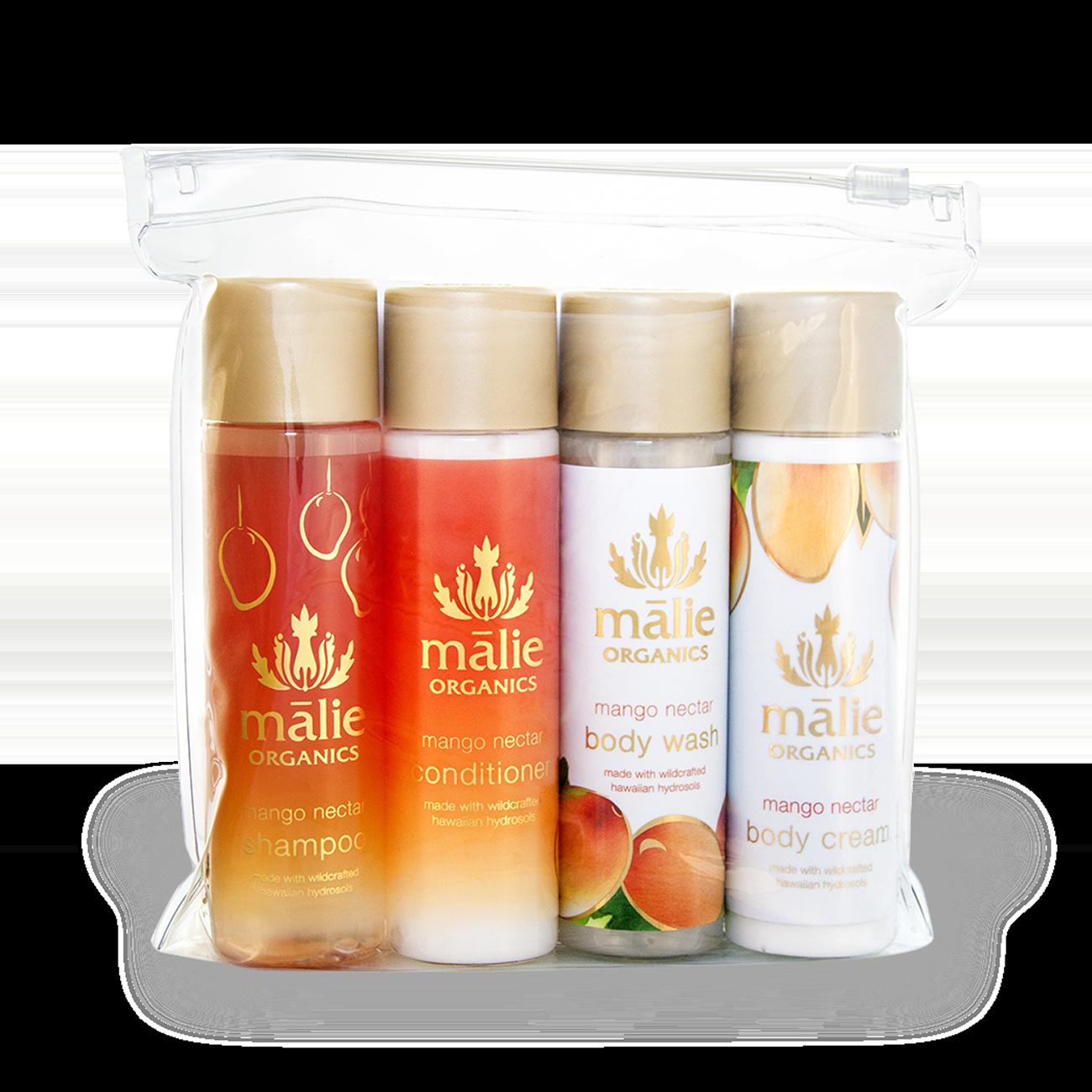 Mango Nectar Travel Set