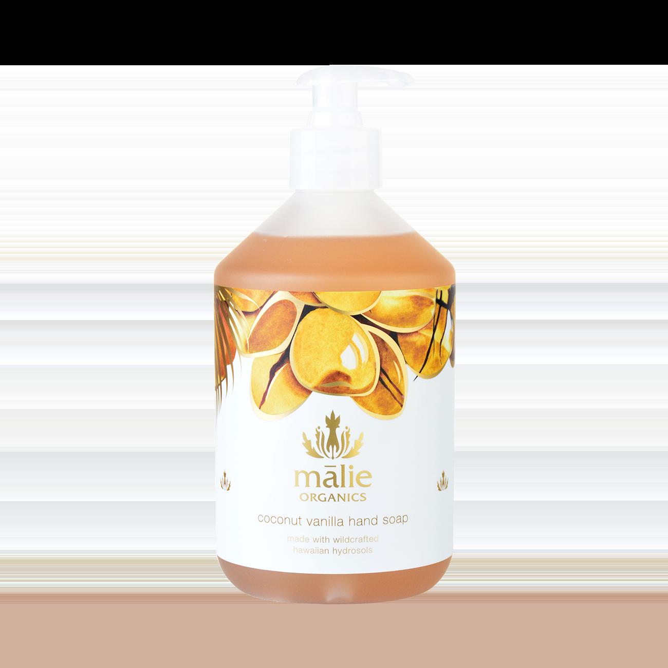 Coconut Vanilla Hand Soap