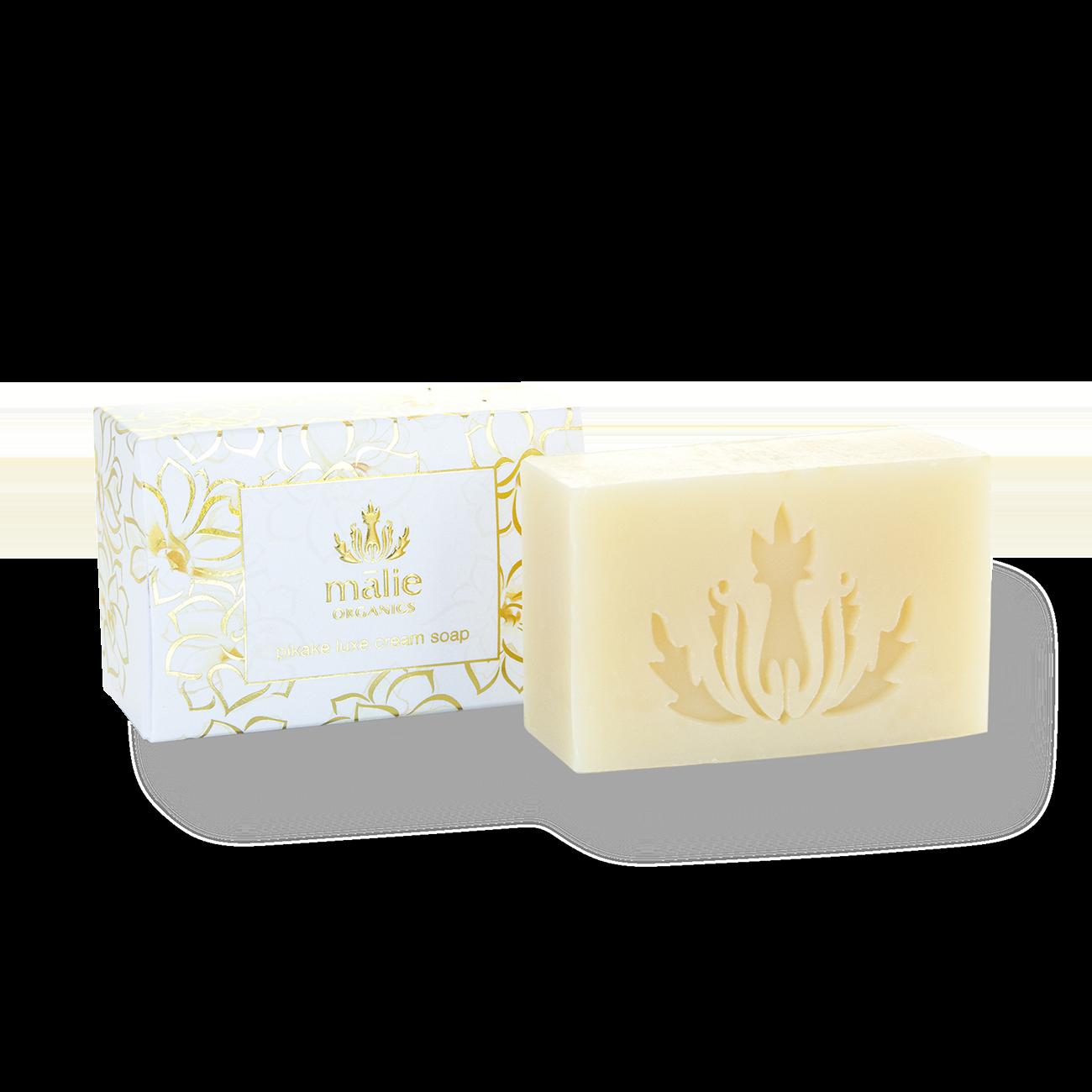 Pikake Luxe Cream Soap