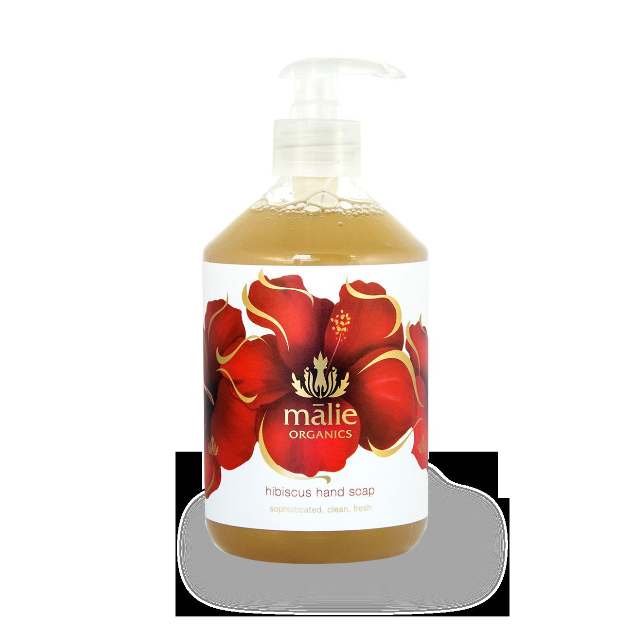 Hibiscus Hand Soap