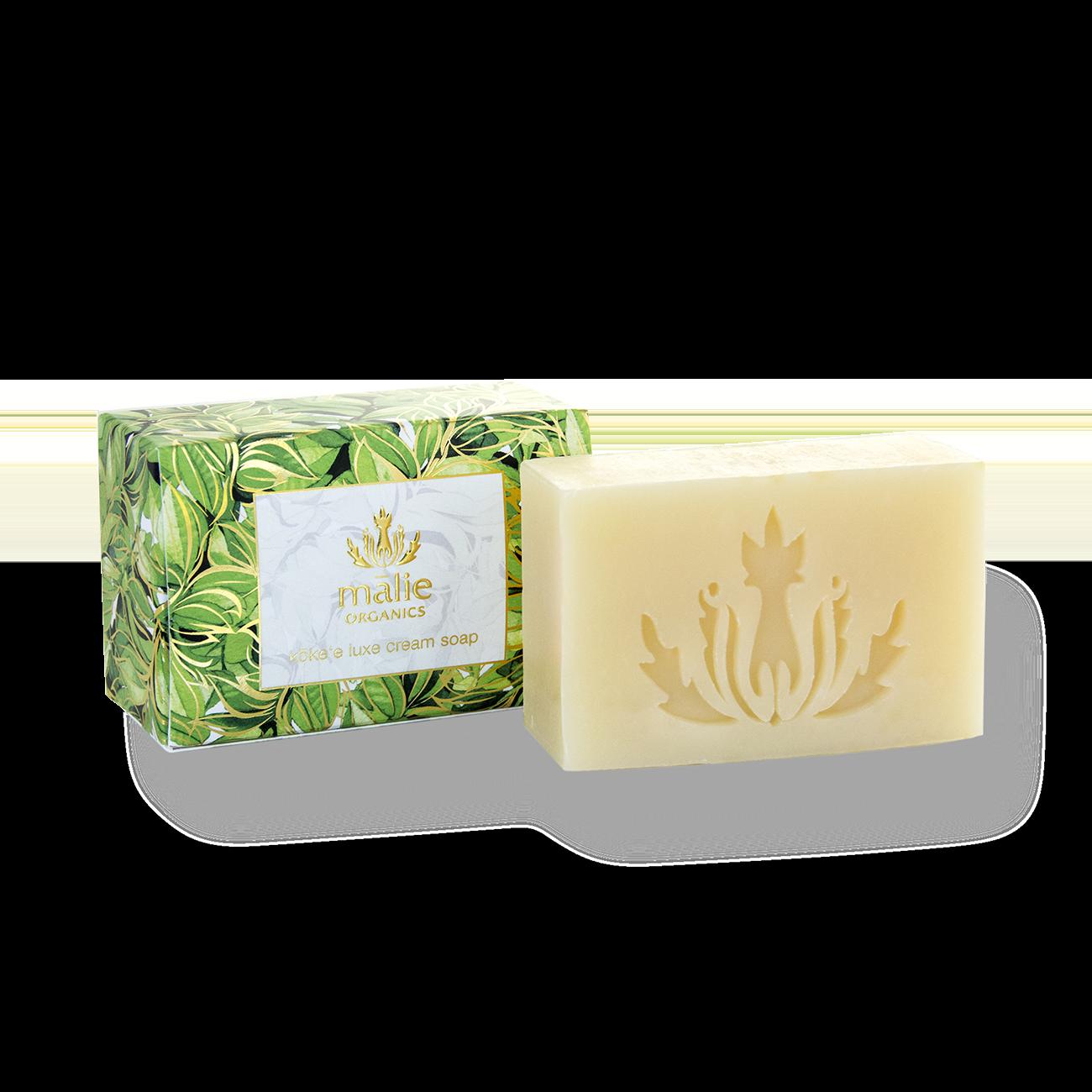 Koke'e Luxe Cream Soap