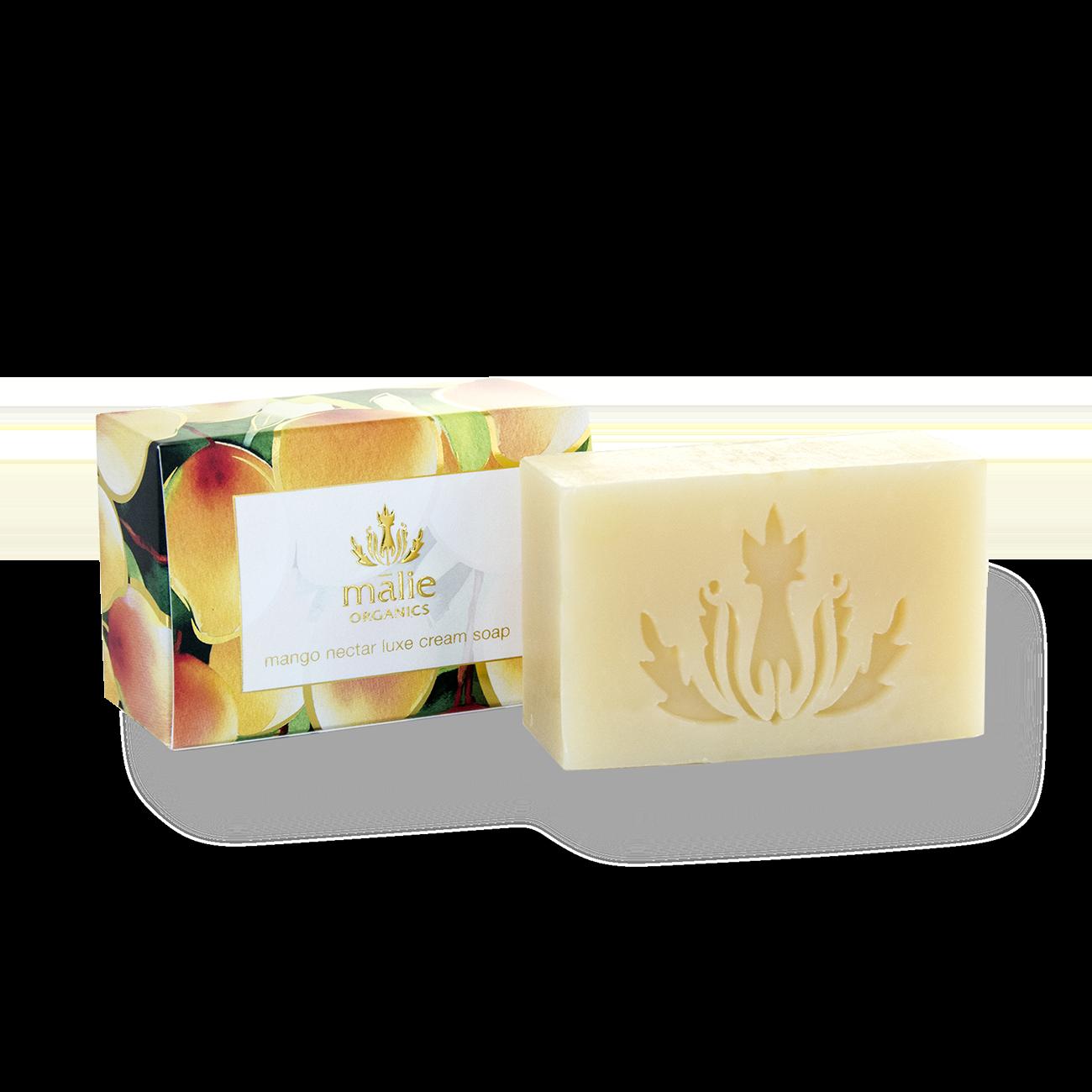 Mango Nectar Luxe Cream Soap