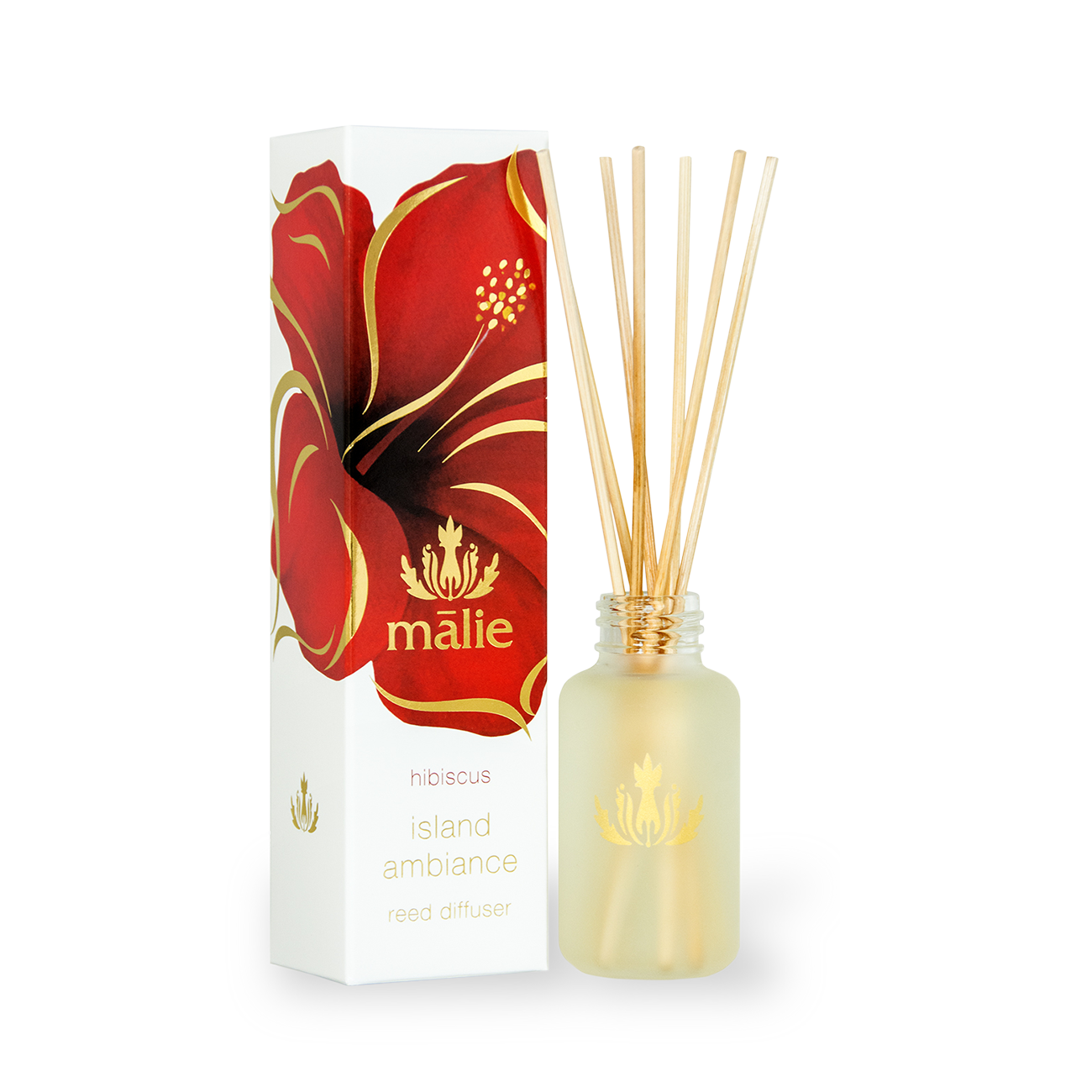 Hibiscus Reed Diffuser Travel