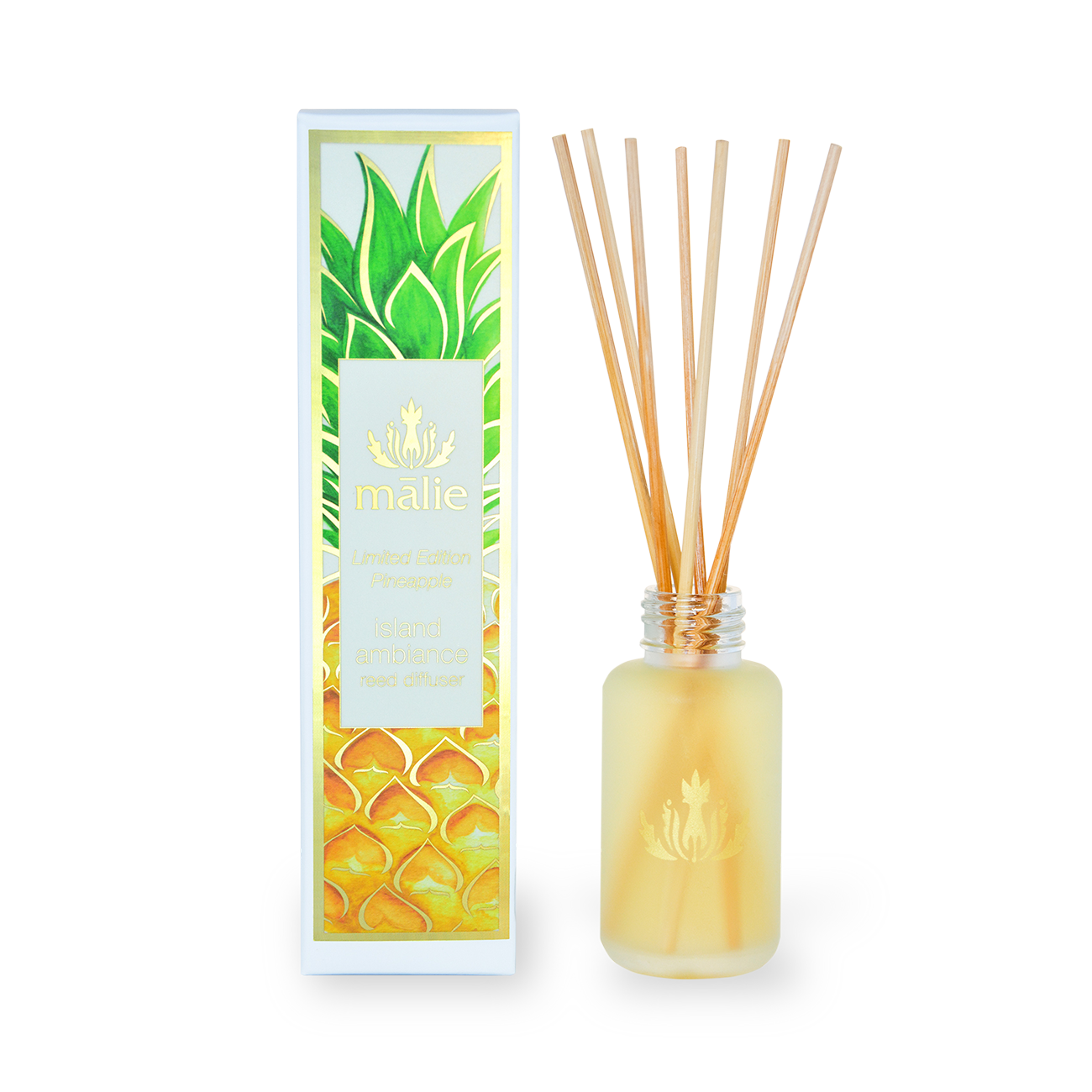 Pineapple Reed Diffuser Travel