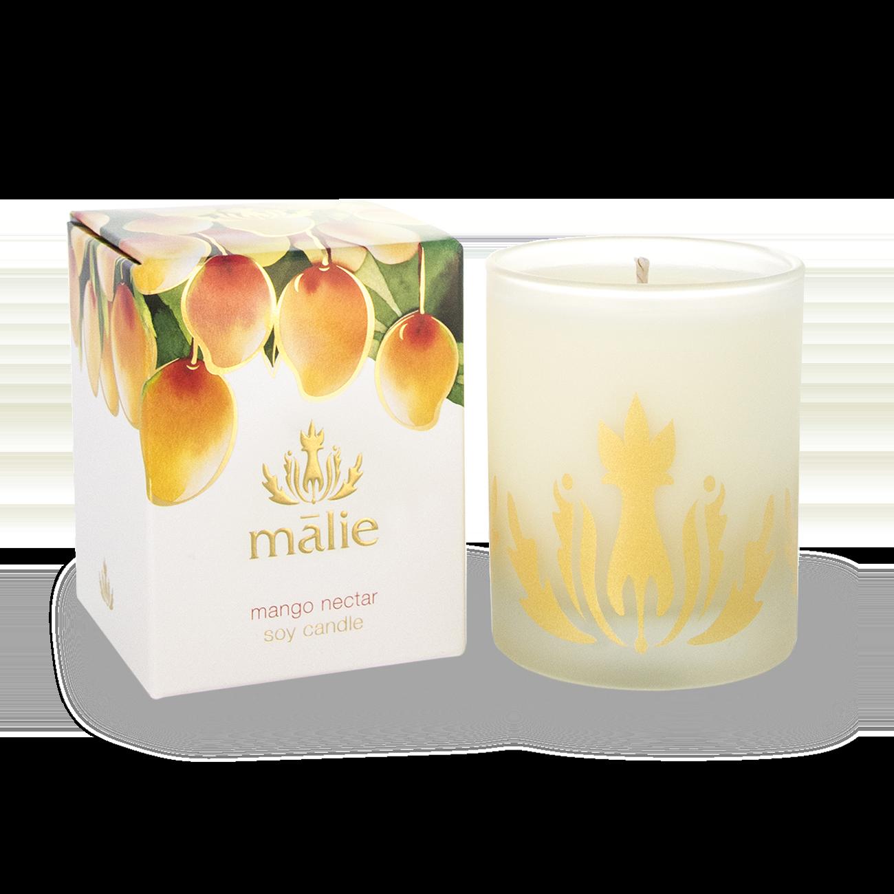 Mango Nectar Soy Candle