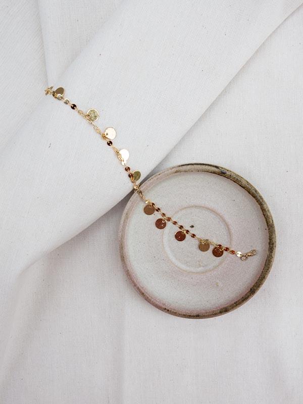 Heartland Wanderer Handmade Jewelry Adang Ankle Chain