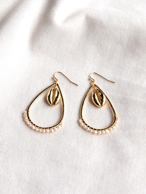 Heartland Wanderer Handmade Jewelry Samui Earrings