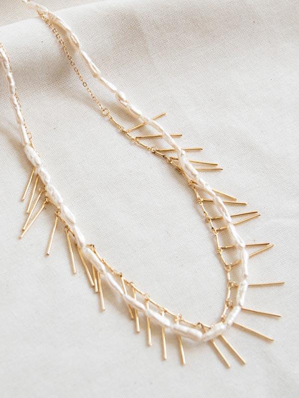 Heartland Wanderer Handmade Jewelry Mai Phai Necklace