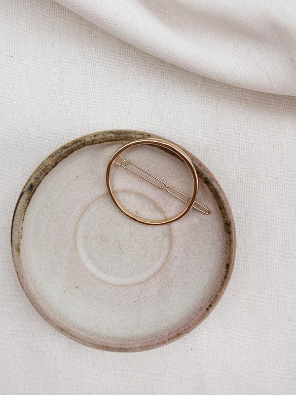 Heartland Wanderer Handmade Jewelry Lao Liang Hair Clip