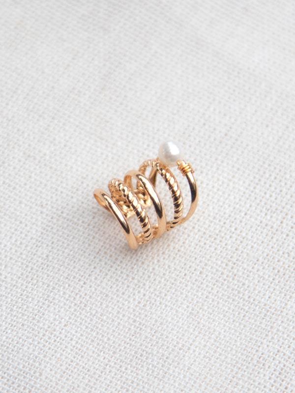 Heartland Wanderer Handmade Jewelry Lanta Ear Clip
