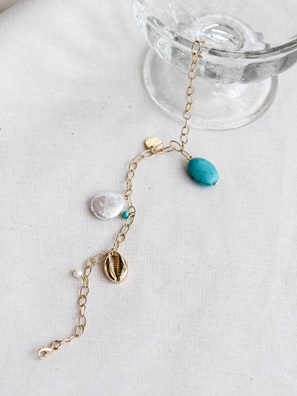 Heartland Wanderer Handmade Jewelry Ra Wi Ankle Chain