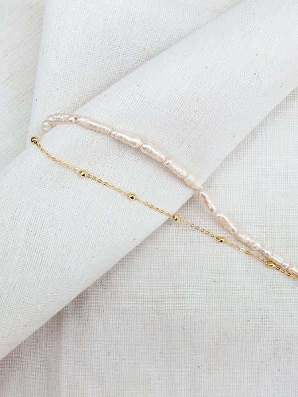 Heartland Wanderer Handmade Jewelry Mai Phai Ankle Chain