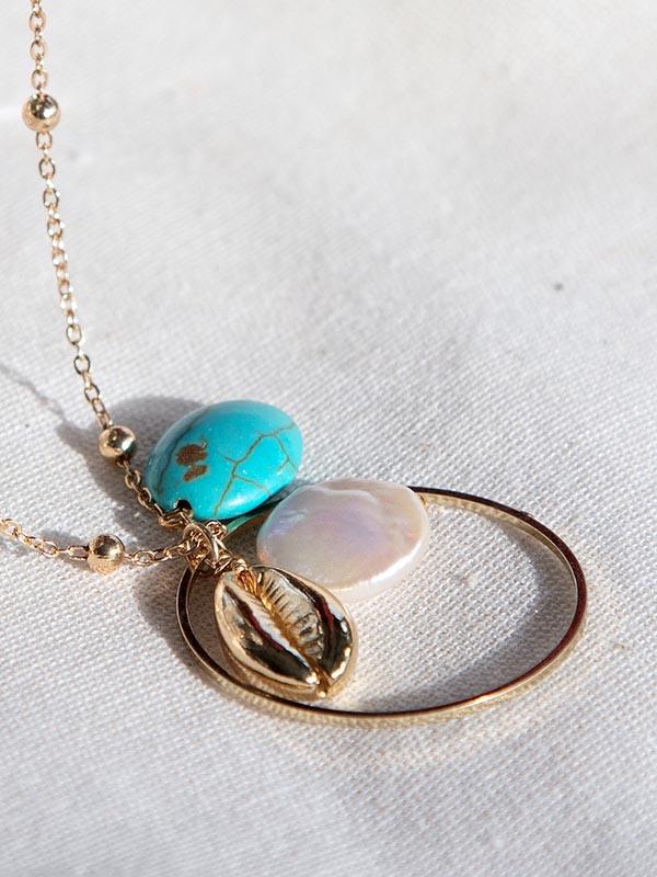 Heartland Wanderer Handmade Jewelry Ra Wi Necklace