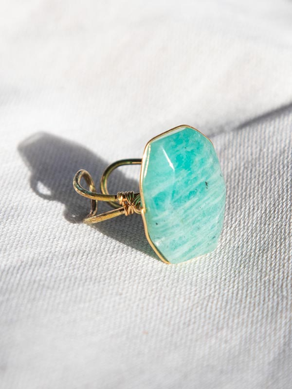 Heartland Wanderer Handmade Jewelry Tao Ring