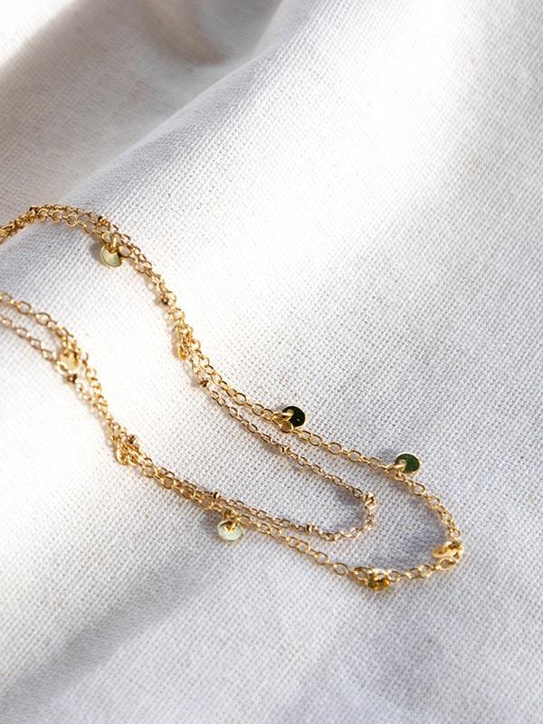 Heartland Wanderer Handmade Jewelry Lao Liang Necklace